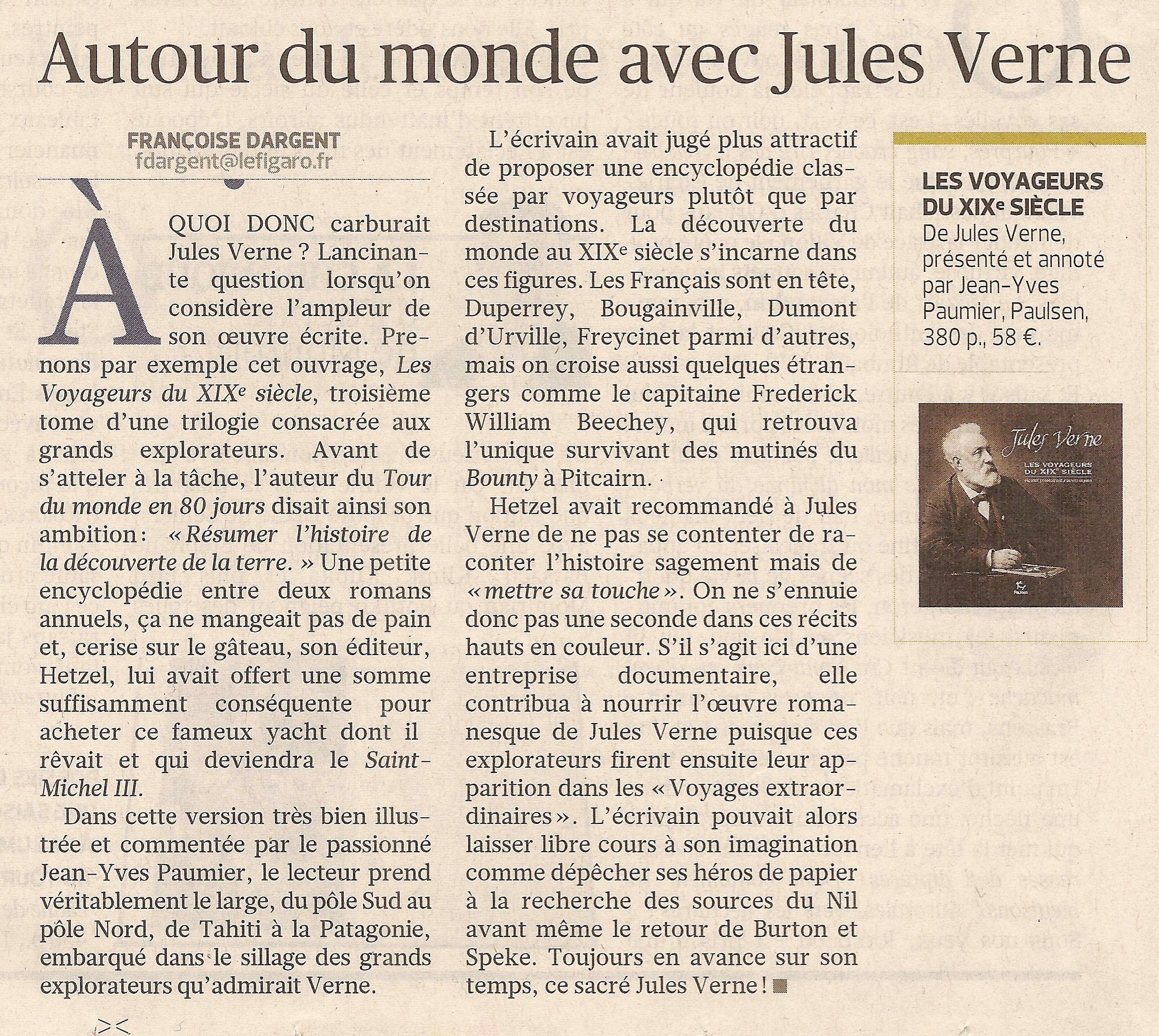 Paumier_Article du Figaro
