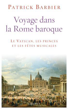 P. Barbier_Voyage dans la Rome baroque